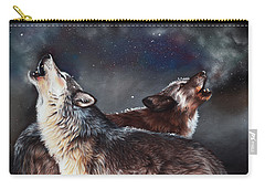 Enduring Spirit Carry-all Pouch