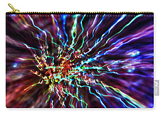 Energy 2 - Abstract Carry-all Pouch