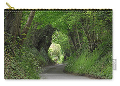 English Country Lane Carry-all Pouch