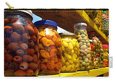 Ensenada Olive Stand 09 Carry-all Pouch