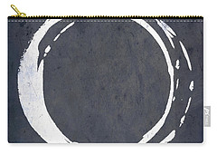 Enso No. 107 Blue Carry-all Pouch