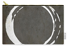 Enso No. 107 Gray Brown Carry-all Pouch