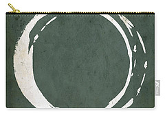 Enso No. 107 Green Carry-all Pouch