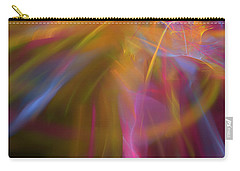 Carry-all Pouch featuring the digital art Enter by Margie Chapman