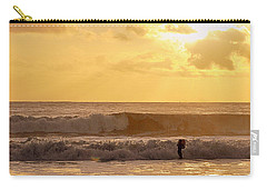 Enter The Surfer Carry-all Pouch
