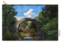 Entering The Garden Gate Carry-all Pouch