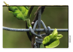 Entwined Carry-all Pouch