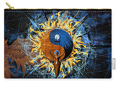 Equilibria Carry-all Pouch by Kenneth Armand Johnson