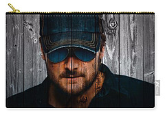 Eric Church Carry-all Pouch by Dan Sproul