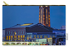 Erie Lackawanna Terminal Hoboken Carry-all Pouch