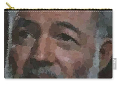 Ernest Hemingway Portrait Carry-all Pouch