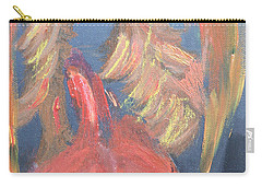 Eros Angel Carry-all Pouch by David Trotter