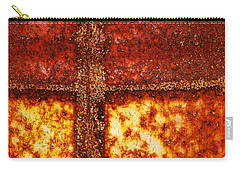 Carry-all Pouch featuring the photograph Erosion by Wendy Wilton