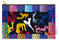 Erotic Matisses - Limited Edition 2 Of 8 Carry-all Pouch