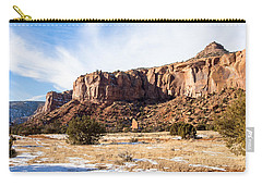 Escalante Canyon Carry-all Pouch by Nadja Rider