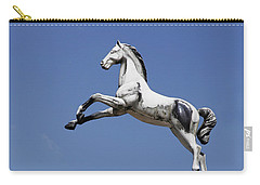 Escaped Carousel Horse Carry-all Pouch