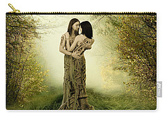 Eternal Embrace Carry-all Pouch by Linda Lees