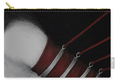 Carry-all Pouch featuring the painting Eternal Struggle by Pat Erickson