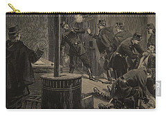 Etievant, The Anarchist Shoots Carry-all Pouch by F.L. & Tofani, Oswaldo Meaulle