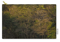 Carry-all Pouch featuring the photograph Eume River Galicia Spain by Pablo Avanzini