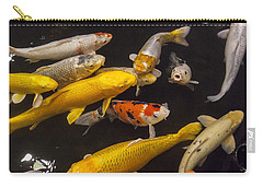 European Carp  Carry-all Pouch by Colin Monteath