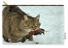 European Wildcat Carry-all Pouch