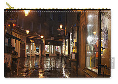 Evening After The Rain Carry-all Pouch