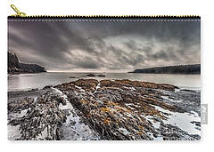 Carry-all Pouch featuring the photograph Evening At Mill's  Bay by Steven Reed