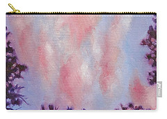 Evening Clouds Carry-all Pouch