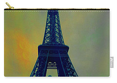 Evening Eiffel Tower Carry-all Pouch
