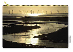Evening Low Tide 2 Carry-all Pouch