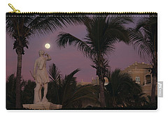 Evening Moon Carry-all Pouch
