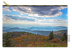 Evening On The Blue Ridge Parkway Carry-all Pouch