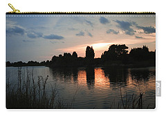 Evening Reflection Carry-all Pouch