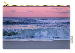 Evening Waves - Jersey Shore Carry-all Pouch