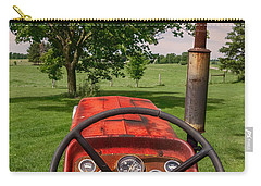 Ever Drive A Tractor Carry-all Pouch