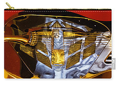 Evil Guitar Carry-all Pouch