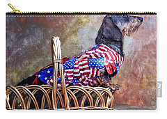 Carry-all Pouch featuring the photograph Evita by Jim Thompson