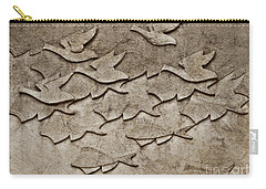 Evolution No. One Carry-all Pouch by Andrea Kollo