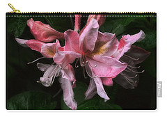 Exbury Azalea Carry-all Pouch by Louise Kumpf