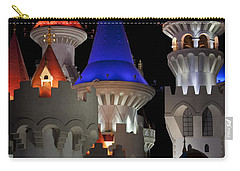 Excalibur Casino After Midnight Carry-all Pouch