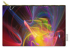 Exceeding Joy Carry-all Pouch by Margie Chapman