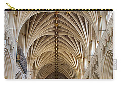 Exeter Cathedral And Organ Carry-all Pouch