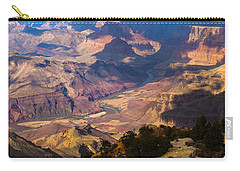 Expanse At Desert View Carry-all Pouch