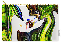 Carry-all Pouch featuring the digital art Expectation by Richard Thomas