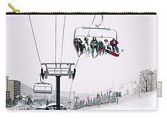 Chair Lift Carry-all Pouches