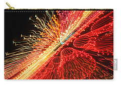 Exploding Neon Carry-all Pouch