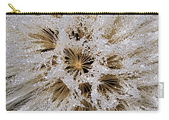 Explosion Of Jewels Carry-all Pouch by Doris Potter