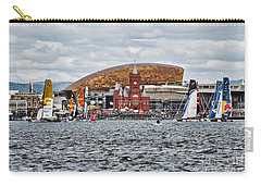 Extreme 40 At Cardiff Bay Carry-all Pouch
