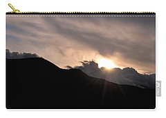 Carry-all Pouch featuring the photograph Eye In The Sky by Matt Harang